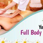 Your Perfect Full Body Massage In Miami