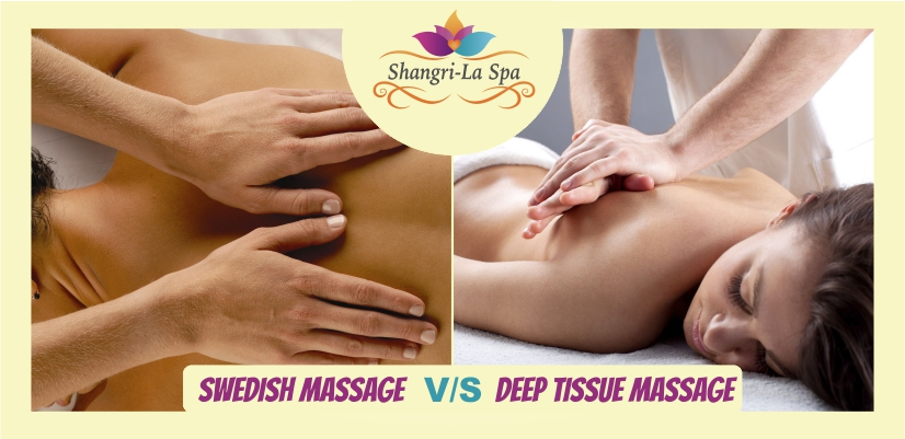 How is Swedish Massage Different from Deep Tissue Massage